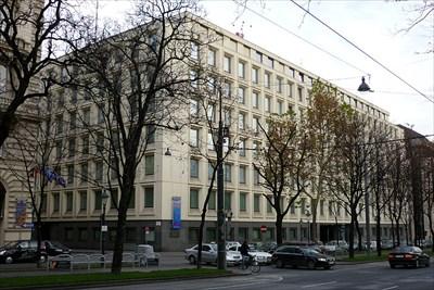 Bundespolizeidirektion Wien Vienna Austria Police Stations On