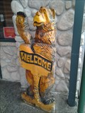 Image for Welcome Bear - Wisconsin Dells, WI
