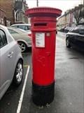 Image for Victorian Pillar Box - Guildhall Street - Folkestone - Kent -UK