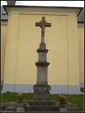 Image for Kríž u kostela sv. Jirí - Dobrá, Czech Republic