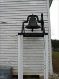 Image for Rutledge Primitive Baptist Church Bell - Rutledge, Alabama