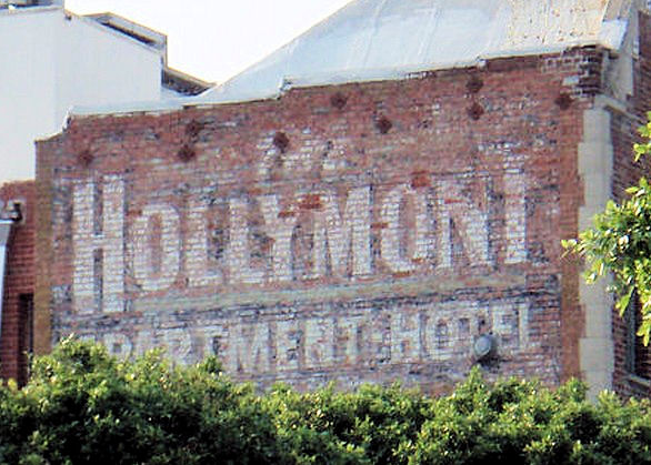Hollymont apartment hotel los angeles ca ghost signs for Haunted hotels in los angeles ca