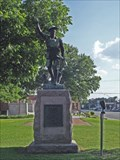 Image for The Spirit of the American Doughboy - Groesbeck, TX