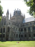 Image for Ely Cathedral - The Cathedral Church of The Holy and Undivided Trinity in Ely