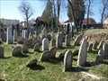 Image for židovský hrbitov / the former Jewish cemetery, Pacov, Czech republic