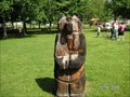 Image for Harris Park Wooden Bear