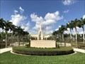 Image for Fort Lauderdale Florida Temple - Davie, Florida, USA