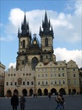 Image for Church of Our Lady before Týn - Praha, Czech republic