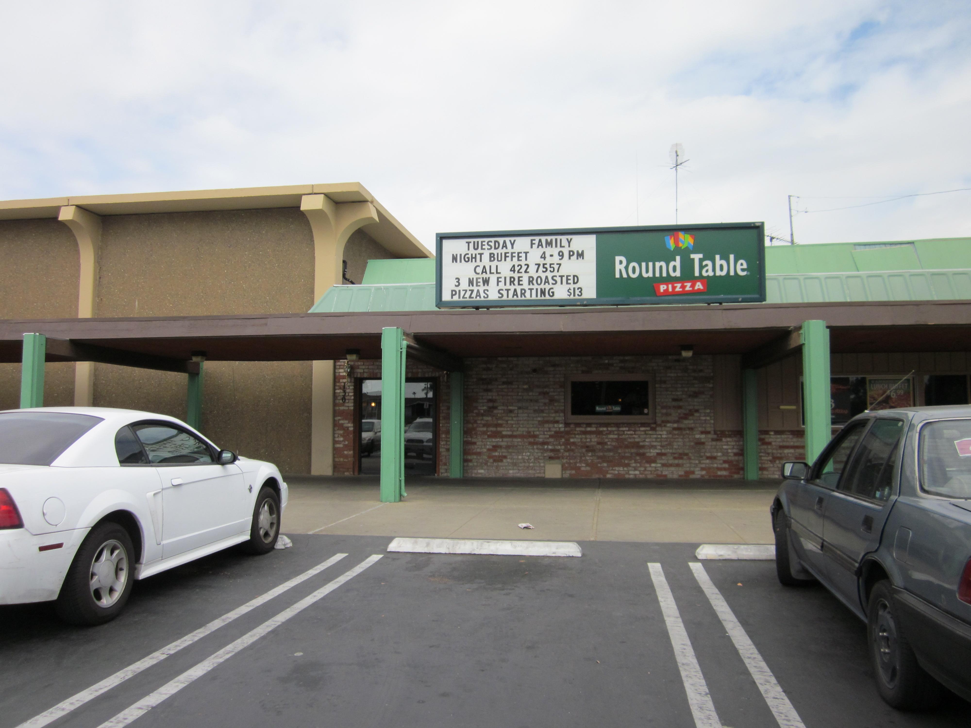 Round Table Pizza 1307 Florin Rd Sacramento Ca Image