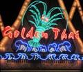 Image for Golden Thai - Artistic Neon - Batu Feringgi, Penang Island, Malaysia.