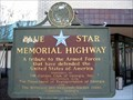 Image for Blue Star Memorial Highway, Calhoun