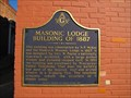 Image for Masonic Lodge Building Of 1887 - Carthage, Illinois