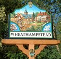 Image for Village Sign, Wheathampstead, Herts