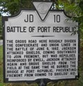Image for Battle of Port Republic