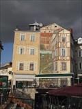 Image for Trompe-l'Oeil de la Place de la Motte - Limoges, Limousin