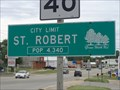 Image for St. Robert, MO - Population 4,340