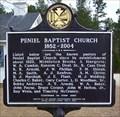 Image for Peniel Baptist Church 1852 - 2004 - Skipperville, AL