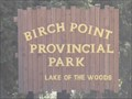 Image for Birch Point Provincial Park