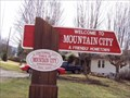Image for Welcome to Mountain City, Tennessee