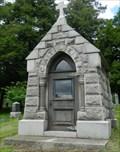 Image for Catlett Mausoleum - Mount Mora Cemetery - St. Joseph, Mo.