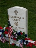 Image for Clarence B Craft - Fayetteville National Cemetery - Fayetteville, Ar
