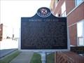 Image for Swayne College / Booker T. Washington School - Montgomery, Alabama