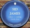 Image for Sid James - Teddington Studios, Broom Road, Teddington, London, UK