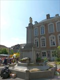 "Image for Fountain ""War Memorial"" at the Graanmarkt (Tongern), Limburg - Belgium"