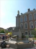 """Image for Fountain """"War Memorial"""" at the Graanmarkt (Tongern), Limburg - Belgium"""