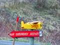 Image for L'avion jaune!Hawkesbery-Ontario,Canada