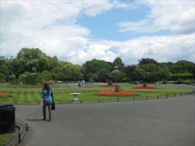 St. Stephens Green - Dublin, Ireland