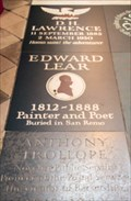 Image for Edward Lear - Westminster Abbey, London, UK