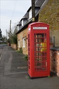 Image for Red Telephone Box - Slawston, Leicestershire, LE16 7UE