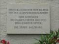 Image for Gestapo Victims - Salzburg, Austria