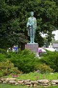 Image for Military Lincoln Statue - Dixon IL