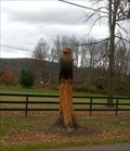 Image for Carved tree stumps - Apalachin, NY