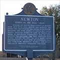 Image for Newton - Town on the Hill 1834/Newton - Third County Seat of Dale County -