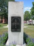 Image for In Hoc Signo Vinces -  Korea Memorial - Coaticook, Québec
