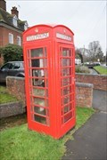 Image for Red Telephone Box - Wolston