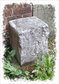 Image for Royal Navy Boundary Stone #8 - Gun Wharf, Chatham, Kent.