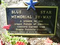 Image for Concord Library Blue Star Memorial Byway Marker - Concord, CA