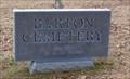 Image for Barton Cemetery - Barton, AL
