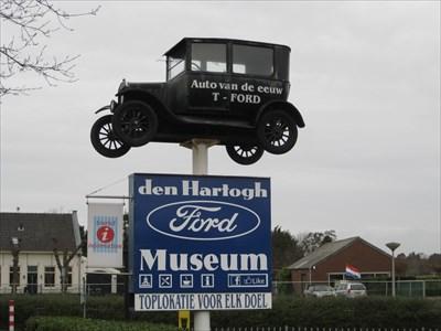 Den Hartogh Ford Museum - Hillegom, Netherlands