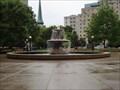 Image for Confederation Park Fountain - Ottawa, Ontario, Canada