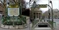 Image for Paris Metro Entrances - Monceau Metro Entrance, Paris, France