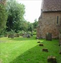 Image for Churchyard, St Peter's, Powick, Worcestershire, England