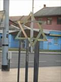Image for Památník transportu Židu z Ostravy do Niska, Memorial of Jews deported from Ostrava to Nisko, Ostrava, Czech republic