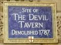 Image for The Devil Tavern - Fleet Street, London, UK