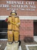 Image for Midvale Fireman - Midvale Utah