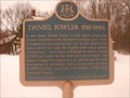 "Image for ""Daniel Fowler 1810 -1894"" Amherst Island, ON"